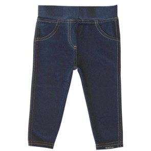 Playshoes - Leggings mit Softbund für Babys in Jeans-Optik - Gr. 62-68