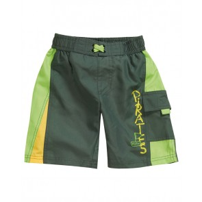 Playshoes - coole Badeshorts, Badehose Jungen Pirat - Gr. 134-140