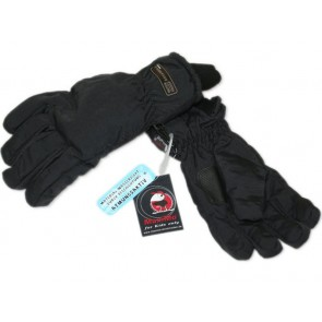 Maximo - Thermo-Fingerhandschuhe, Kinder Handschuhe Alter 15-16 Jahre