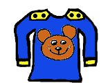 Baby Shirts Gr. 74-80-86