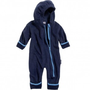 Playshoes - warmer Overall für Babys, Fleece - Gr. 62