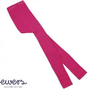 Ewers -  Thermo-Leggings Mädchen, pink uni - Gr. 110-116